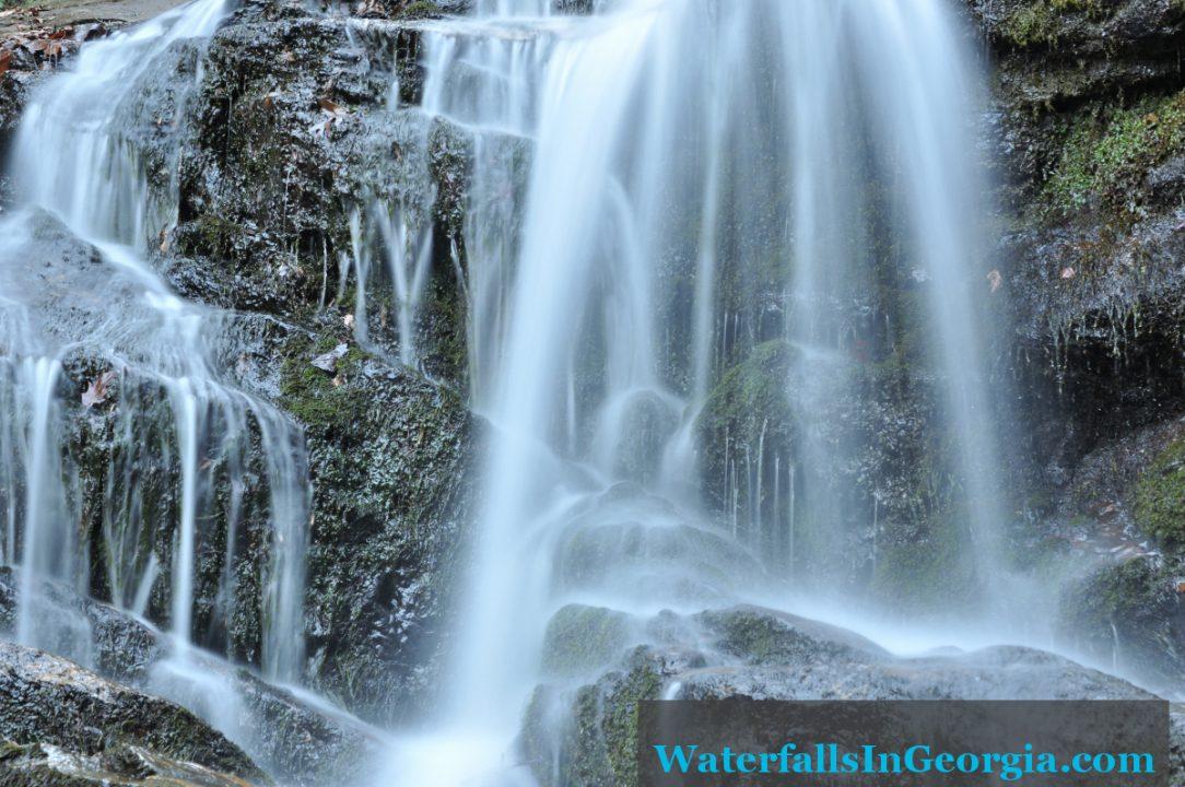 Beckys Branch Falls macro