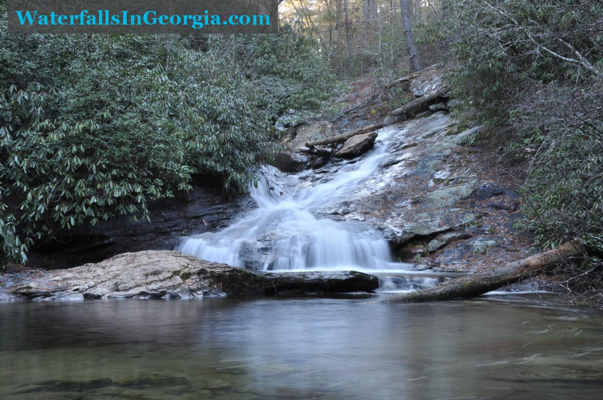 Holcomb Creek Cascade