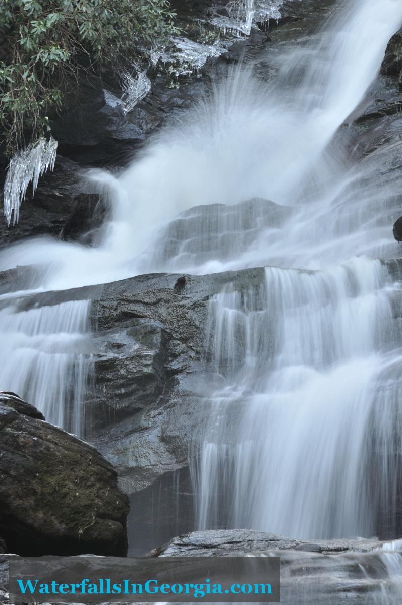 Mud Creek Falls Chute 2