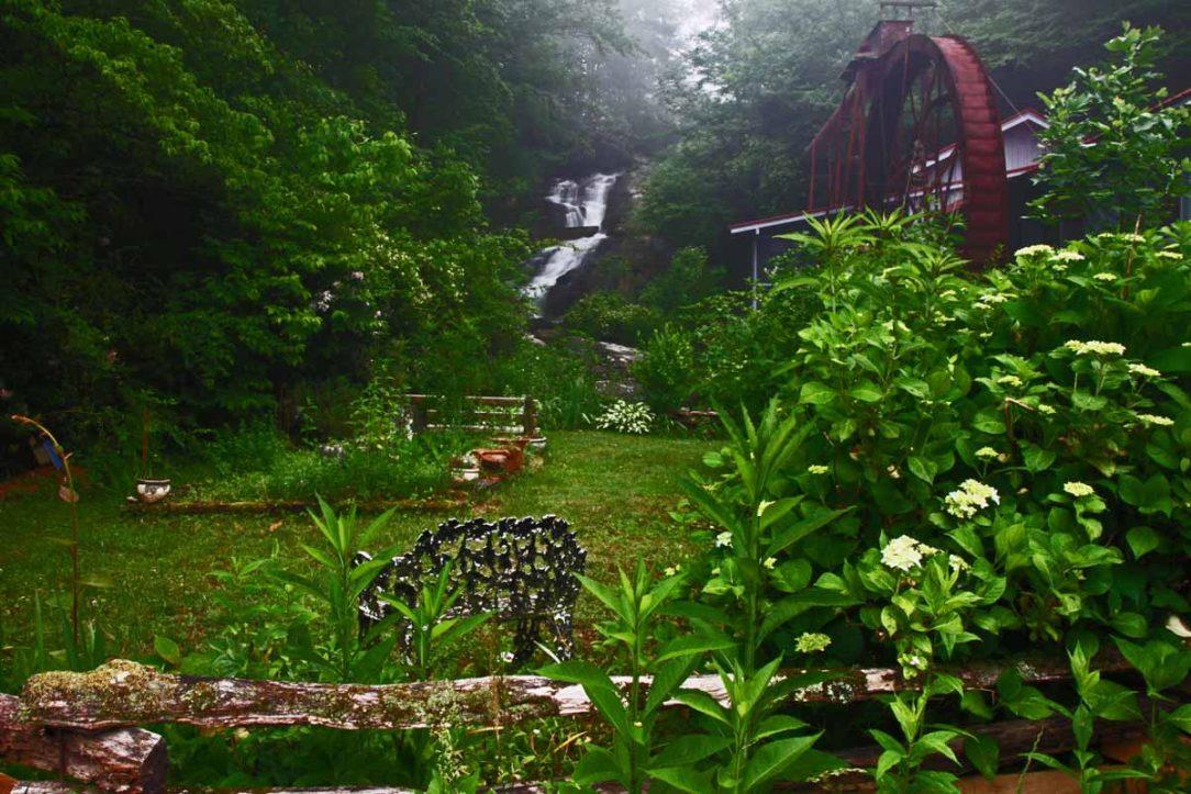 Sylvan Mill Falls