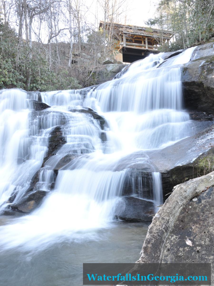 Upper Estatoah Falls