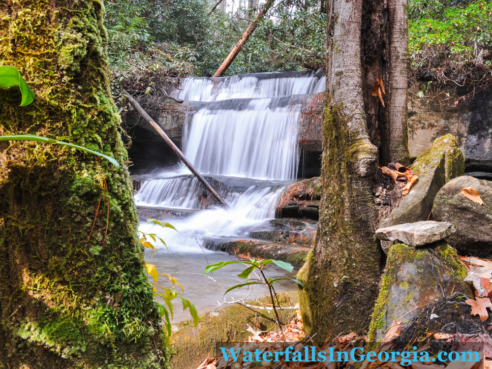 Crow Creek Falls 1