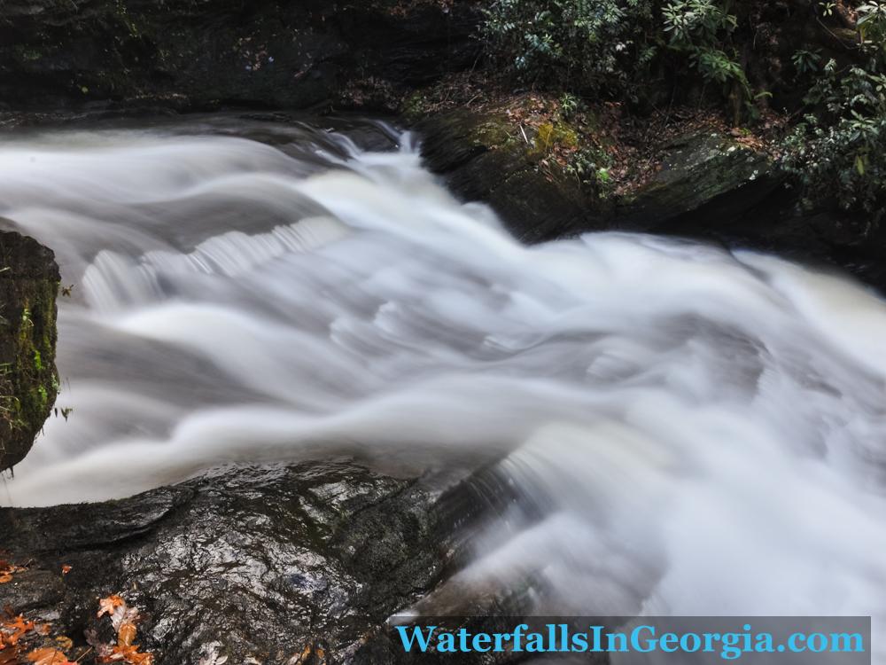 Mud Creek Falls Lower