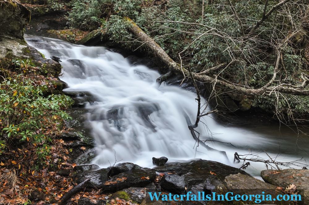 Mud Creek Falls Mid