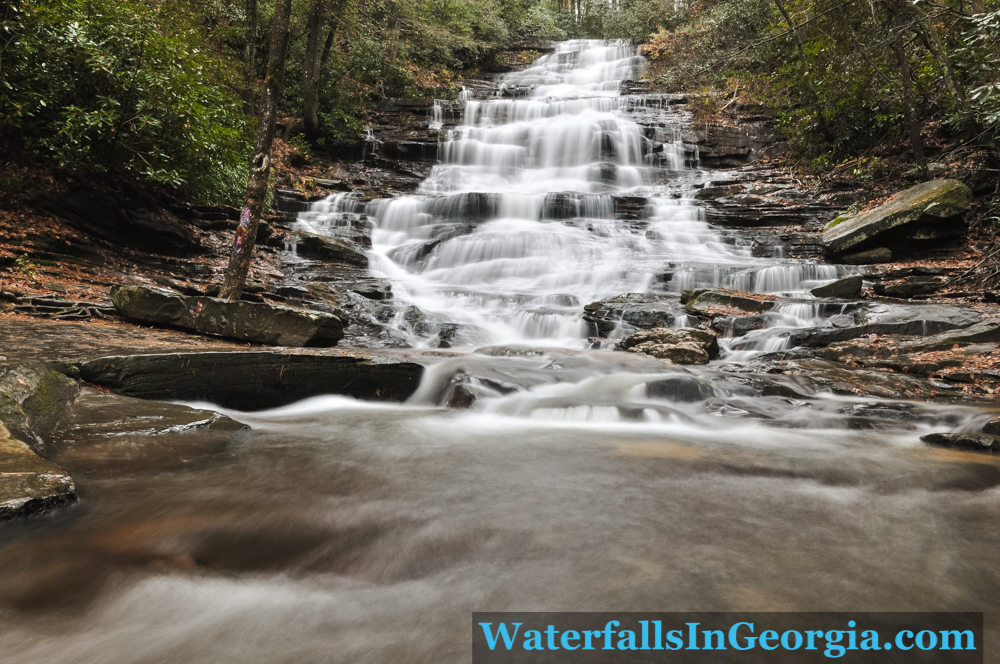 Minnehaha Falls Georgia